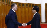 EuroCham will die Verbindung mit der vietnamesischen Wirtschaft intensivieren