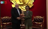 Vietnam-USA-Verband empfängt Delegation der Kriegsveteranen