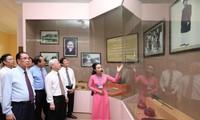 KPV-Generalsekretär besucht die Provinz Quang Tri