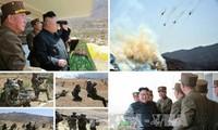 Südkoreas Präsident warnt vor Provokation Nordkoreas