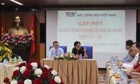 VOV und die vietnamesischen Außenstellen im Ausland kooperieren bei der Vorstellung des Bilds