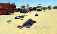 IS beansprucht den jüngsten Anschlag in Ägypten für sich