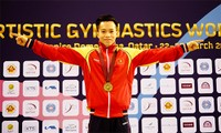 Seit Anfang des Jahres gewinn Vietnam 136 internationalen Goldmedaillen