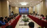 Aufbau eines friedlichen und freundschaftlichen Grenzverlaufs zwischen Quang Nam und Sekong
