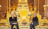 Vietnam und Kambodscha werden die traditionelle Freundschaft fortführen