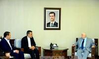Syrien bekräftigt die Entschlossenheit gegen Terrorismus