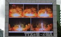 Nordkorea protestiert gegen die US-Sanktionen