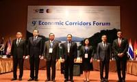Eröffnung des Forums des Wirtschaftskorridors in Mekong-Subregion