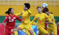 Die asiatische Fußball-Konföderation lobt die vietnamesische Nationalfußballmannschaft der Frauen
