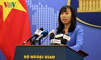 Reaktion Vietnams auf die Anerkennung  Jerusalems als Hauptstadt Israels durch die USA