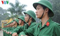 Verteidigungsministerium feiert den Gründungstag der vietnamesischen Volksarmee