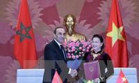 Verstärkung der traditionellen Freundschaft zwischen Vietnam und Marokko