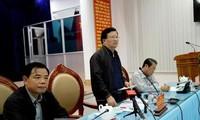 Vize-Premierminister Trinh Dinh Dung: Das Leben und das Vermögen des Volkes soll geschützt werden