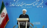 Die iranische Regierung will sich auf die Lösung der Wirtschaftsfrage konzentrieren