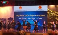 Entfaltung der Stärke der Provinz Ha Giang