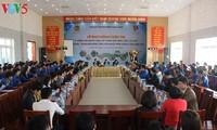 Der Einsatz der Jugendlichen für die wirtschaftliche Entwicklung in ländlichen Gebieten