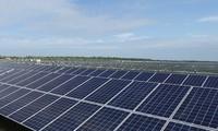 Frankreich wird Entwicklungsländer mit 700 Millionen Euro für Solar-Projekte unterstützen