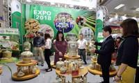 Die internationale Handelsmesse Vietnam in Hanoi