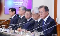 Südkorea stellt die Tagesordnung für den Gipfel zur Verfügung