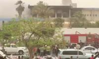 Selbstmordanschlag auf Wahlkomission in Libyen