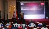 Feier zum 45. Jahrestag der Aufnahme diplomatischer Beziehungen zwischen Vietnam und Großbritannien