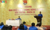 Sitzung des Jugendverbands auf der Insel Phu Quoc