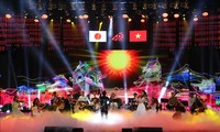 Vietnam-Japan-Musikfest ehrt die asiatische Kultur