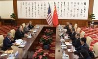 Die USA und China bekräftigen erneut die Denuklearisierung in Nordkorea