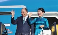 Premierminister Nguyen Xuan Phuc zu Gast in Österreich