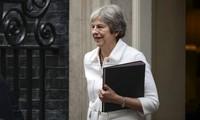 Die britische Premierministerin zeigt sich optimistisch für eine Brexit-Verhandlung
