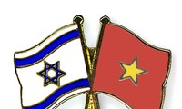 Feier zum 25. Jahrestag der Aufnahme der diplomatischen Beziehungen zwischen Vietnam und Israel