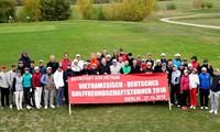 Golffreundschaftsturnier zwischen Vietnam und Deutschland 2018