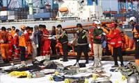 Indonesien: Die Kampagne zur Suche der Opfer des Flugabsturzes dauert 7 Tage