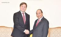 Premierminister Nguyen Xuan Phuc empfängt polnischen Botschafter