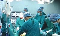 Fortschritte bei Transplantation in Vietnam