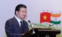 Kooperationsmöglichkeiten zwischen Unternehmen von Vietnam und Indien