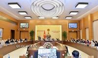 Der ständige Parlamentsausschuss finanziert 17,2 Millionen Euro für Hilfsgüter