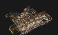 Das Zentrum zur Bewahrung der Zitadelle von Hue arbeitet mit digitalisierten Daten