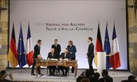 Deutschland und Frankreich unterzeichnen neuen Freundschaftsvertrag