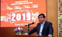 Neue Wachstumsziele im Jahr 2019