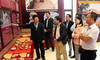Ausstellung über buddhistische Truc-Lam-Kultur in Tay Yen Tu