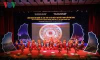 Abschluss des Poesie-Festivals und der internationalen Konferenz über vietnamesische Literatur
