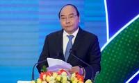 Premierminister Nguyen Xuan Phuc eröffnet ein Programm zur Gesundheitspflege