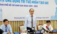 Ho-Chi-Minh-Stadt kann sich zu einem Zentrum für künstliche Intelligenz entwickeln