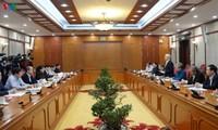Staatspräsident: Nghe An soll eine der führenden Provinzen des Landes werden