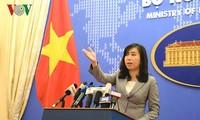 Vietnam zeigt Besorgnis über den Golanhöhen-Vorfall