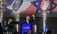 Israels Premierminister Benjamin Netanjahu gewinnt bei der Parlamentswahl