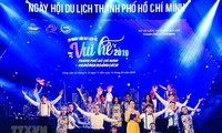 Eröffnung des Tourismus-Tags in Ho-Chi-Minh-Stadt 2019