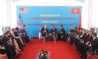 Vietnam und die USA bevorzugen die Beseitigung der Kriegsfolgen