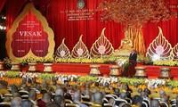 Der Erfolg des Vesak-Festes in Vietnam füllt die Schlagzeilen der internationalen Medien